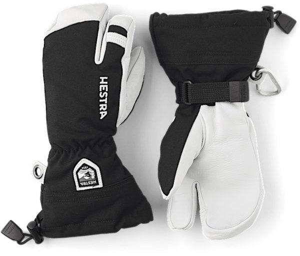 Hestra - Army Leather Heli Ski Jr 3 finger - 30562