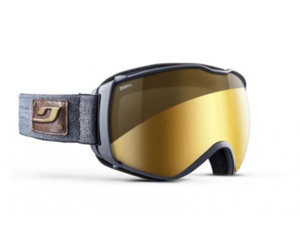 JULBO - Masque de ski Julbo pour homme Aerospace Gris Zebra - J74031216