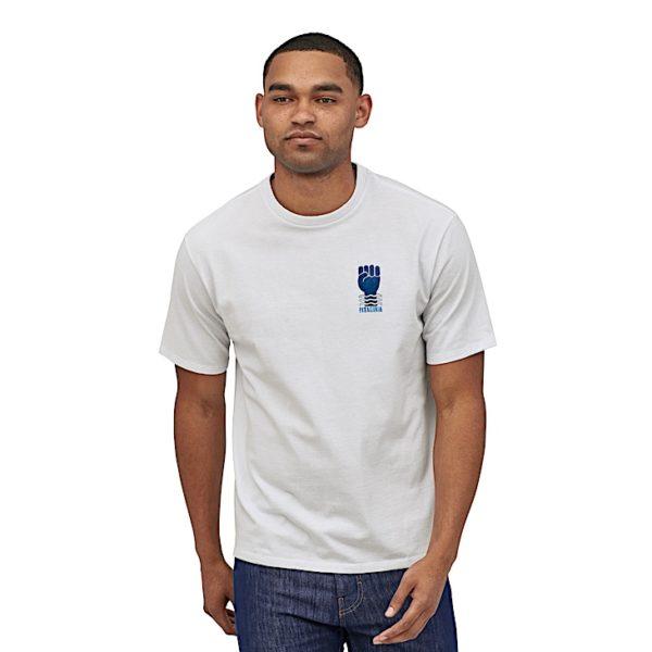 T-Shirt Patagonia homme- Patagonia - M's Peak Protector Responsibili-Tee - 38574