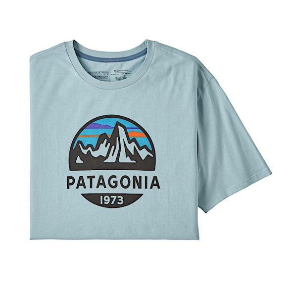 Patagonia - M's Fitz Roy Scope Organic T-Shirt - 38526