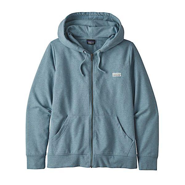 Patagonia - W's Pastel P-6 Label Ahnya Full-Zip Hoody - 39561